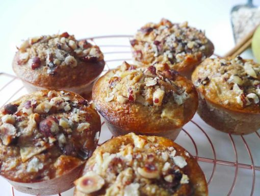 Muffins appel